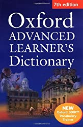 Oxford Advanced Learner's Dictionary, Seventh Edition: Paperback with Oxford 3000™ Vocabulary Trainer and Compass CD-ROM