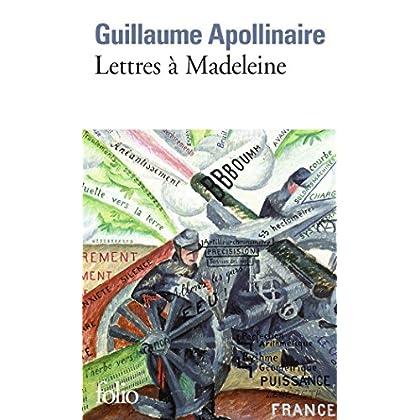 Lettres à Madeleine/Tendre comme le souvenir