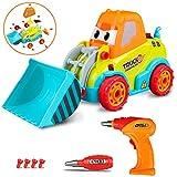 Konstruktionsspielzeug, Estela Spielzeug Pädagogisches Montage Spielzeug Auto
