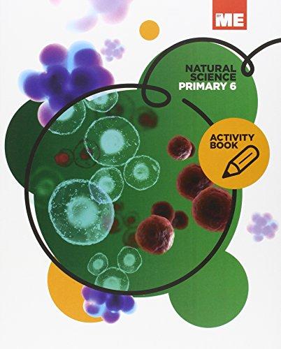 Natural science activity book 6º (cc. naturales nivel 6) EPUB Descargar gratis!