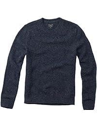 Abercrombie - Homme - Wool Crew Sweater Pull Sweatshirt - Manche Longue