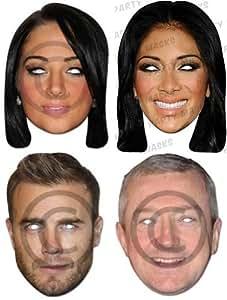 X Factor Masks