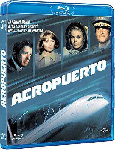Aeropuerto [Blu-ray] 519zZgrmg8L