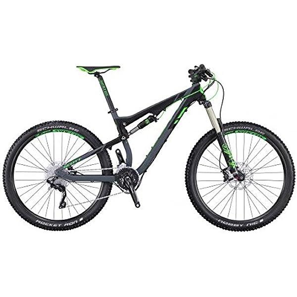 Bicicleta Scott Genius 740, 2016: Amazon.es: Deportes y aire ...