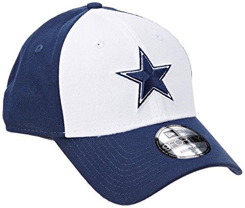 New Era Herren 9Forty Dallas Cowboys Kappe, Blau, OSFA (Baseball-kappen Nfl Cowboys)