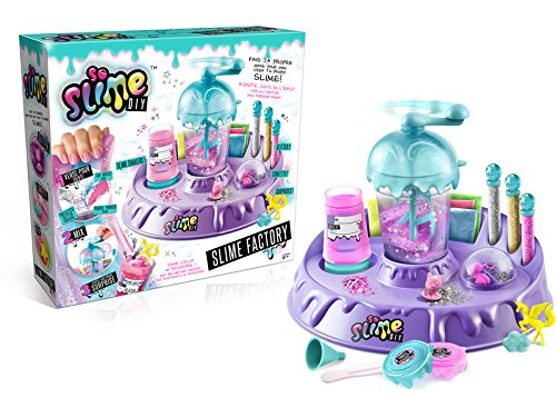 Canal Toys SSC 002 Slime Factory - Juego creativo, color mor.