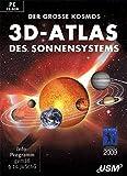Der große Kosmos 3D-Atlas des Sonnensystems