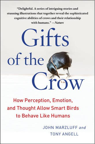 Crow Bird Art (Gifts of the Crow: How Perception, Emotion, and Thought Allow Smart Birds to Behave Like Humans)
