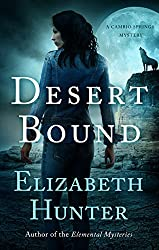 Desert Bound (Cambio Springs Mysteries Book 2) (English Edition)