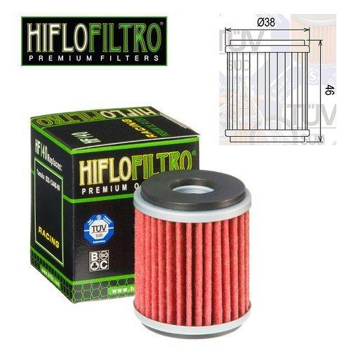 FILTRO OLIO MOTORE HIFLO HF140 PER HUSQVARNA TE 125 4T 2012