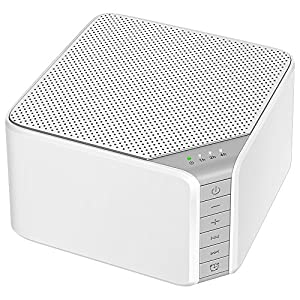 White noise machine, AVANTEK Einschlafhilfe Weißes Rauschen