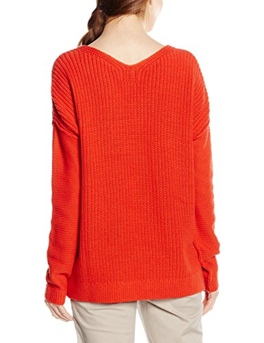 Marc O'Polo Denim Damen Pullover Rot (fiery red 342)
