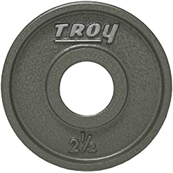 Troy Premium Olympic Weight Plate (5 lbs.)