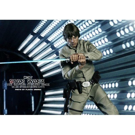 Star Wars 1/6th Luke Skywalker The Empire Strikes Back - Bespin Outfit - Action (Fett Outfits)