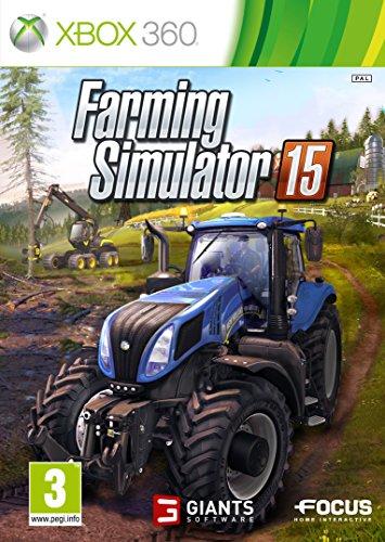 Farming Simulator 15 (Xbox 360) [UK IMPORT] (Simulator-spiele Für Xbox 360)