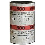 10 Meter Bitumen-Mauersperrbahn R 500 besandet mit 30 cm Breite