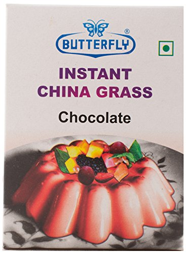 Instant Butterfly China Grass, Chocolate, 50g