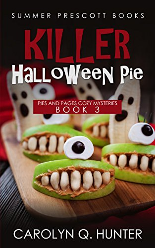 (Pies and Pages Cozy Mysteries Book 3) (English Edition) (Pet Halloween)