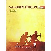 Valores Éticos 2º libro alumnado - 9788480253628