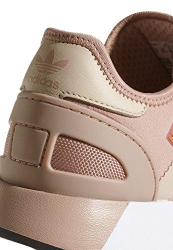 adidas Damen Iniki Runner CLS Gymnastikschuhe Beige (Ash Pearl S18/linen S17/ftwr White)
