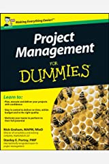 Project Management For Dummies Kindle Edition