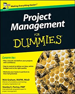 Project Management For Dummies by [Graham, Nick, Portny, Stanley E.]