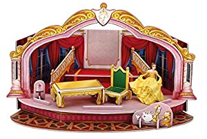 Disney Princesas Bella Magic Moments, Montaje de Escena (Bullyland Y11901)