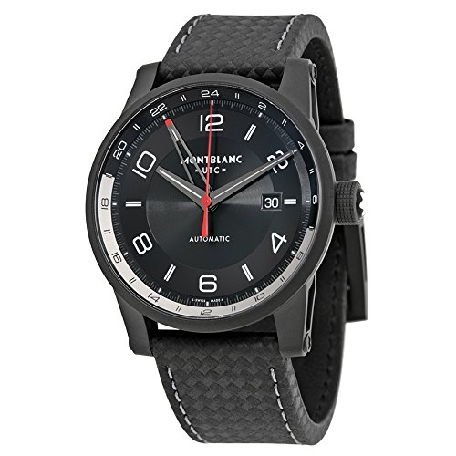 MontBlanc Timewalker Urban Automatische schwarz Zifferblatt Herren Armbanduhr 113876
