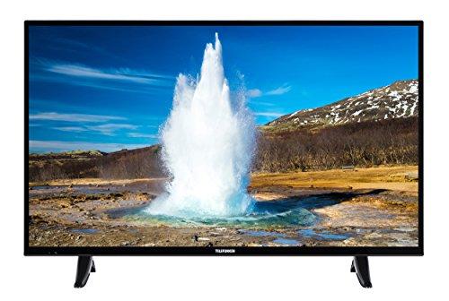 Telefunken XF39D401 99 cm (39 Zoll) Fernseher (Full HD, Smart TV, Triple Tuner)