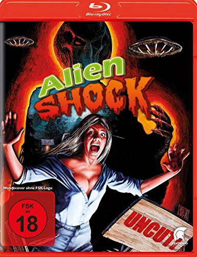 Alien Shock [Blu-ray]
