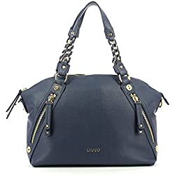 LIU JO LIU JO BOSTON BAG N67197E0064-94024 Dress blue