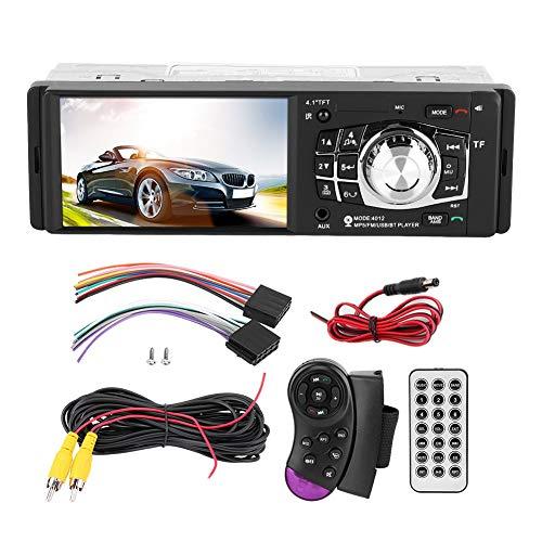 Qinlorgo Auto Bluetooth Audio Verstärker Musik HD Video MP5 Stereo Player Lautsprecher Rm Wav Converter