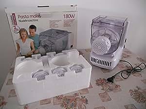 Machine à Pâtes Pate ELECTRIQUE - 180w - 7 Disque - Autonome - 400gr. Neuf