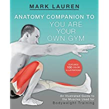 Anatomy Companion to You Are Your Own Gym: An Illustrated Guide to the Muscles Used for Bodyweight Training