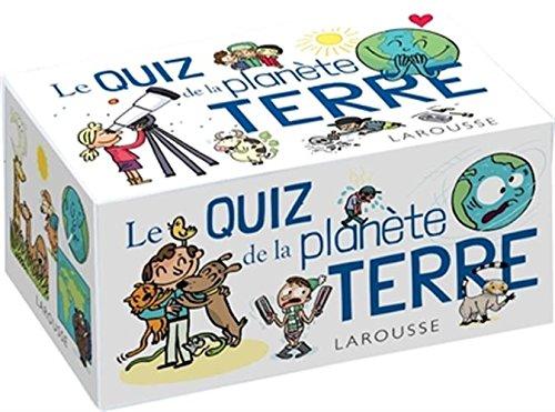 QUIZ - La planète Terre par Géraldine Maincent