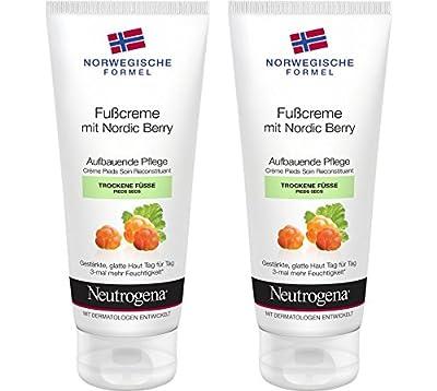 Neutrogena Norwegische Formel Fußcreme