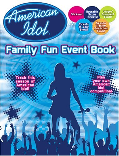 american-idol-family-fun-event-book-by-modern-publishing-2006-12-18