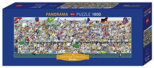 Preisvergleich Produktbild HEYE 29757 Sports Fans Panorama 1000 Teile