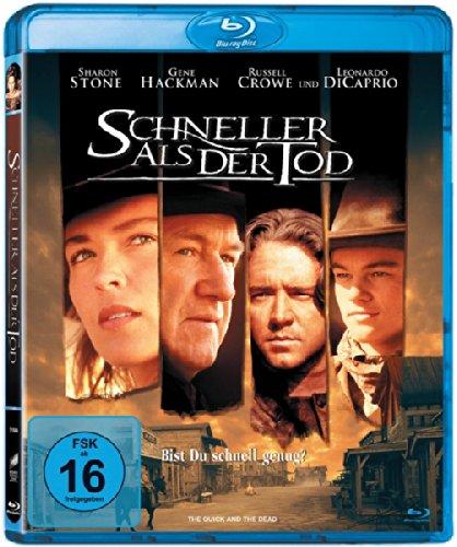 Schneller als der Tod [Blu-ray]
