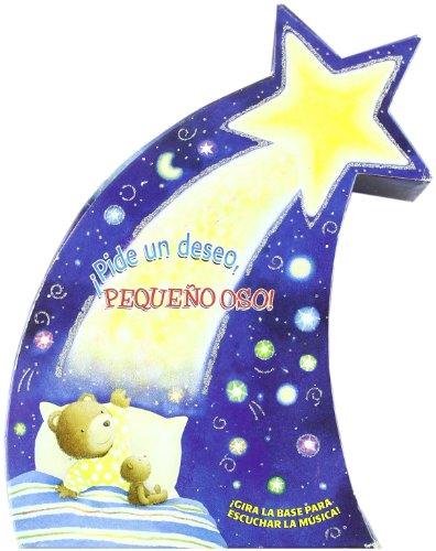 ¡Pide un deseo, pequeño oso!: Caja de música (Castellano - Bruño - Caja De Música) por Robyn Bryant