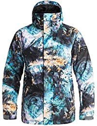 Quiksilver - Mission Print, color oil and space, talla M