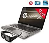 HP Envy 17-2199ef 3D + SOURIS HP USB 3 BUTTON OPTICAL MOUSE