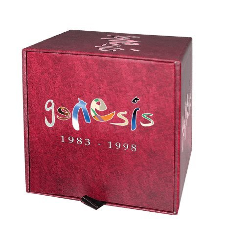 1983-1998 [DVD AUDIO] by Genesis (2007-11-20) (Genesis 1983 1998)