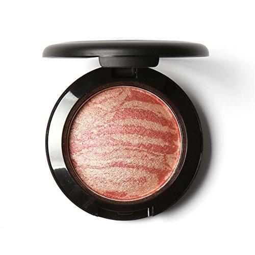 Oshide Make up Rouge 6 Farbe zur Wahl Blush Make-Up für einen frischen Teint mit leichtem Tragekomfort