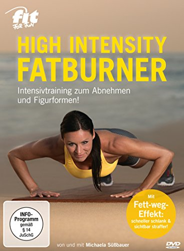 Fit for Fun - High Intensity Fatburner - Cardio Fitness