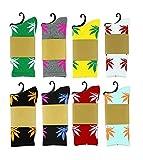 Spring fever -  Calze sportive  - Uomo S High Socks 5 Pack Taglia unica