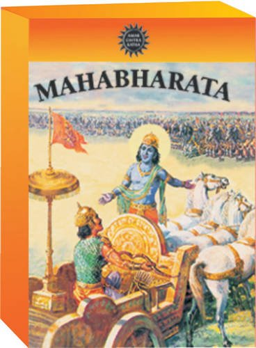 Mahabharata: Special Issue - Vol. 1, 2 & 3 (Amar...