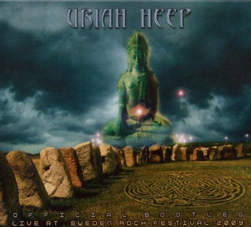 Live At Sweden Rock Festival by Uriah Heep (2010-03-22)