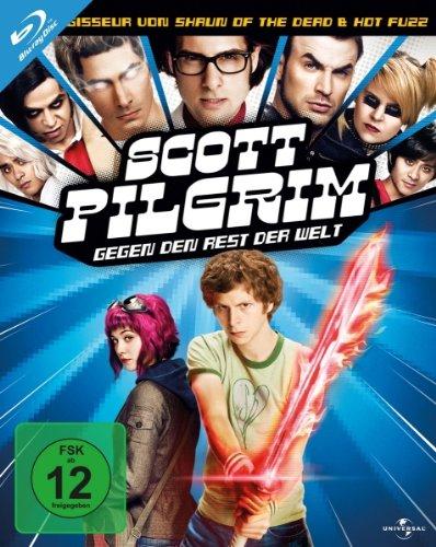 Universal Pictures Germany GmbH Scott Pilgrim gegen den Rest der Welt (Limited Edition) [Blu-ray]