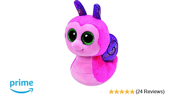 TY Beanie Boo Plush - Scooter the Snail 15cm  Amazon.co.uk  Toys   Games f11166658efe
